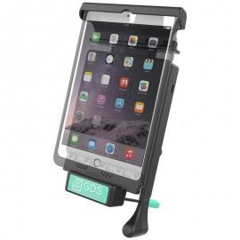 RAM GDS™ Technológiájú ZÁRHATÓ dokkoló Apple iPad mini 2 & 3 tabletekhez