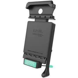 RAM GDS™ Technológiájú ZÁRHATÓ dokkoló Samsung Galaxy Tab Active 8.0 tablethez