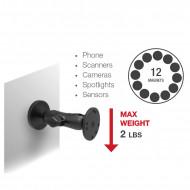 RAM® Tough-Mag™ 88 mm átmérőjű mágneses bázis