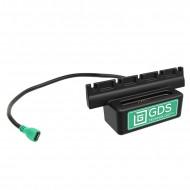 RAM GDS® microUSB dokkoló bázis IntelliSkin® Next Gen védőtokba helyezett tabletekhez