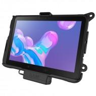 RAM® EZ-Roll'r™ Töltővel rendelkező tartó bölcső Samsung Galaxy Tab® Active Pro-hoz