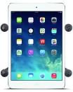 """Komplett 7-8""""-os tablet tartó szett kormányra v. csőre (X-Grip)"""