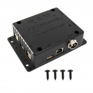 RAM® Tough-Hub™ 6 portos hub járművekbe