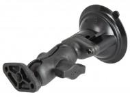 RAM Twist-Lock™ vákuumos-tartó kompozit gyémánt alakú adapterrel