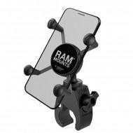 Komplett telefon tartó szett gyorsszorítós bázissal