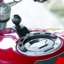 """RAM® alacsony profilú 1""""-os bázis motorkerékpárok tanksapkájához"""