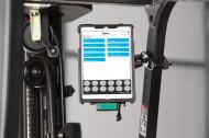 RAM GDS™ Technológiájú ZÁRHATÓ dokkoló Apple iPad 5-ik és 6-ik Generációs valamint Pro 9.7 tabletekhez