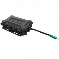 GDS® Tough-Hub™ járművekhez, USB Type-C csatlakozóval