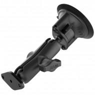 RAM® Twist-Lock™ tapadókorongos tartó rombusz alakú bázissal