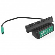 RAM GDS® USB Type-C dokkoló bázis IntelliSkin® Next Gen védőtokba helyezett tabletekhez
