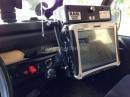 RAM kompozit passzív bölcső a Panasonic Toughbook CF-18 és CF-19 számára