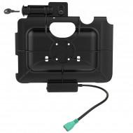 RAM® Skin™ kulcsos zárral rendelkező töltést biztosító tartó bölcső Samsung Galaxy Tab® Active Pro-hoz