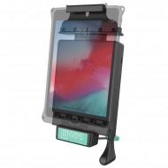 RAM GDS™ Technológiájú ZÁRHATÓ dokkoló Apple iPad mini 4 és 5-ös tabletekhez