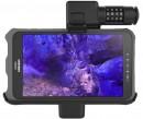RAM számzáras tartó bölcső Samsung Galaxy Tab® Active2/3 és Active 8.0-hoz, menet közbeni töltéssel