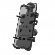"""RAM® Quick-Grip™ Univerzális telefontartó 1""""-os gumírozott golyóval"""