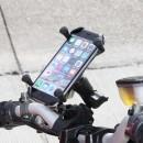 Univerzális extra nagy kijelzőjű telefon tartó szerkezet (X-Grip)