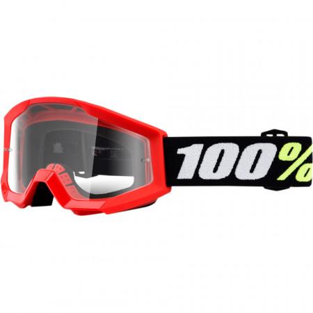 100% STRATA MINI GROM RED