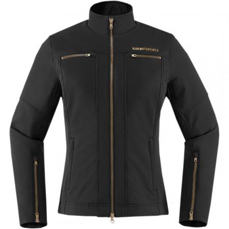 ICON Women's Hella Jacket BLACK