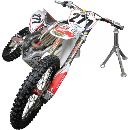 Stander / Cric moto inclinat (lay on)