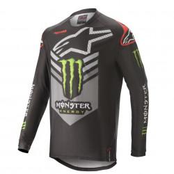 Tricou motocross / enduro ALPINESTARS JRSY S20-M AMMO