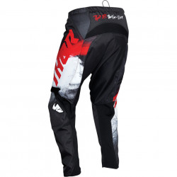 Pantalon copii motocross / enduro THOR SCT YTH VAPR BK/RD