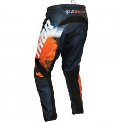 Pantalon copii motocross / enduro THOR SCT YTH VAPR OR/MN