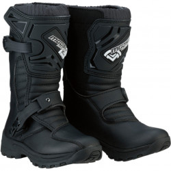 Cizme copii motocross / enduro MOOSE RACING S18C OFFROAD BOOTS BLACK