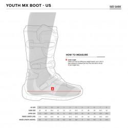 Ghete moto youth ALPINESTARS BOOT TECH 3S YTH