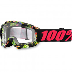 100% ACCURI CHAPTER 11 OFFROAD GOGGLE CLEAR LENS