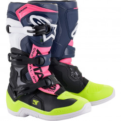 Ghete moto youth ALPINESTARS BOOT TECH 3S YTH