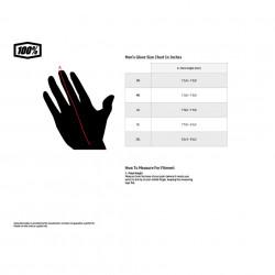Manusi MX 100% SLING Gray / Red
