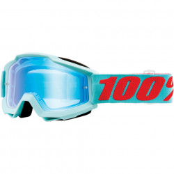 100% ACCURI MALDIVES cu lentila MIRROR BLUE
