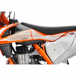 Kit stickere ONEDESIGN protectie carene laterale KTM