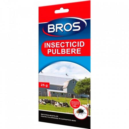 Pulbere anti insecte pentru spatii interioare 25g.