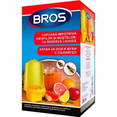 Capcana cu rezerva lichid pentru muste si viespi 200 ml