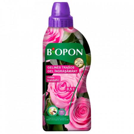 Ingrasamant gel pentru trandafiri 0,5 l