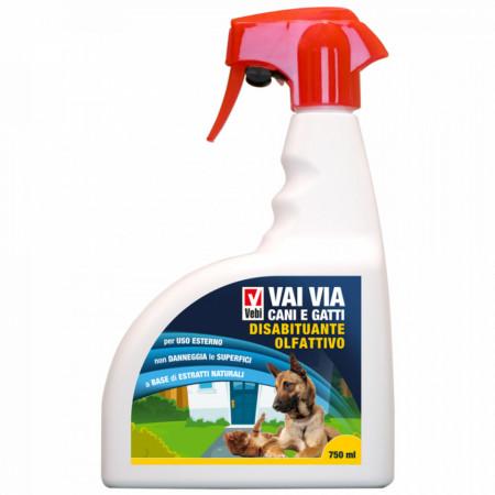 Spray pentru caini si pisici 750 ml Vebi