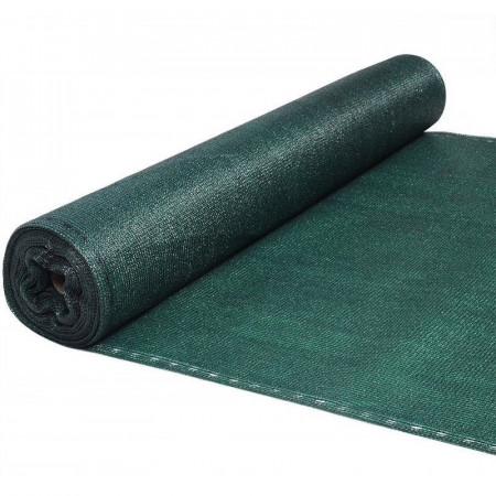Plasa verde pentru gard 1.5x1m cu grad de umbrire 90%