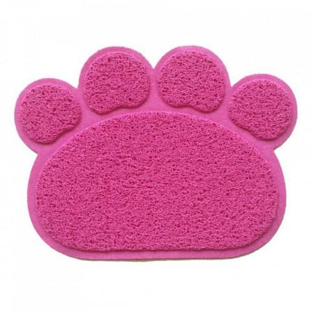 covor animale roz