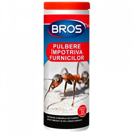 Pulbere impotriva furnicilor 250 gr. (cutie cu dozator)