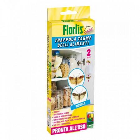 Capcana pentru molii de alimente Flortis 1331520, set 2 bucati