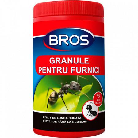 Granule anti furnici 60 gr. (cutie cu dozator)