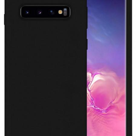 Husa fexibila din silicon pentru Samsung S10