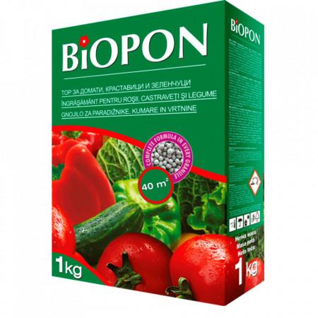Ingrasamant pentru rosii, castraveti si legume 1kg