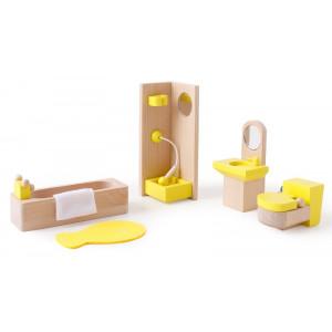 Mobilier din lemn pentru casuta papusilor | Shower Room