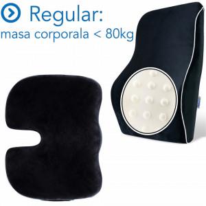 Set Perna Ortopedica Sezut Suporto-PSENR00 si Perna ortopedica lombara Suporto-PL2N000