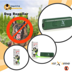 Aparat anti caini agresivi Dog Repeller