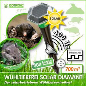 Aparat pentru alungarea cartitelor Isotronic 70025 Solar Diamond