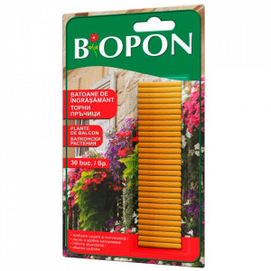 Ingrasamant pentru plante de balcon 30 de bucati