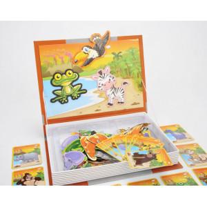 carti cu puzzle